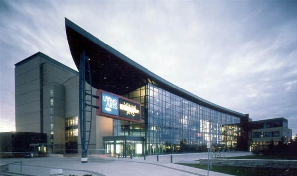 Living Arts Centre PCL