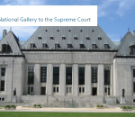 Artists take the National Gallery to the Supreme Court