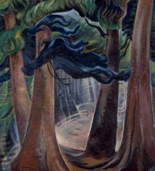 Emily-Carr,-Among-the-firs,-1931-Glenbow