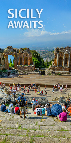 Experience the magic of Sicily with ArtRubicon.