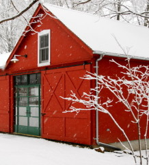 Weir Farm Art Center Residencies