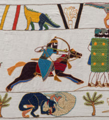The Black Gold Tapestry