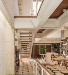 Cotto Ceramic Studio Artist Residency in Lima