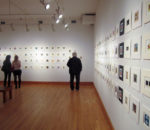 Seventh International Miniature Print Biennale Exhibition Organized by the Ottawa School of Art, Downtown Campus