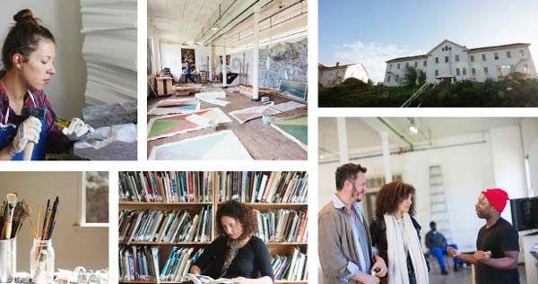 Apply now for 2015–2016 artists programs at Headlands Center for the Arts