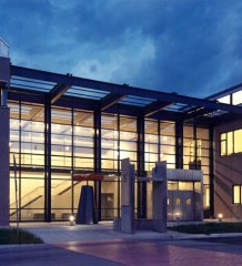 Lawrence Arts Center, Jody Brown Archietecture, pllc.