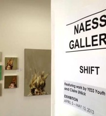 NAESS Gallery, Edmonton
