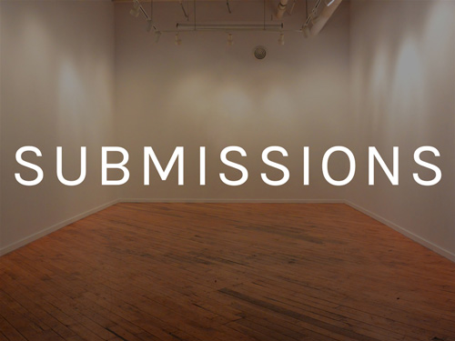 Call for Submissions: Open Studio Exhibition Proposals