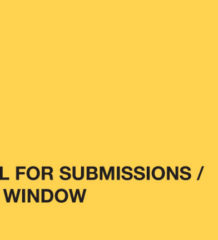 TRUCK Contemporary Art in Calgary Call for Submissions: +15 Window Space